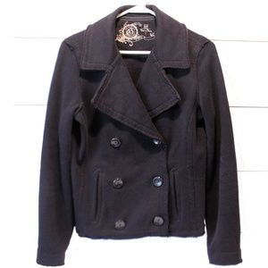 Gap Navy Blue Jacket Coat Size Small